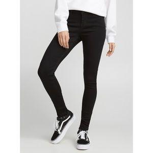 NWT Black Size 5 / 27 Super Stretch Skinny Jeans